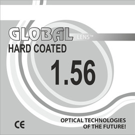 GLOBAL Hard (Tintable) 1.56
