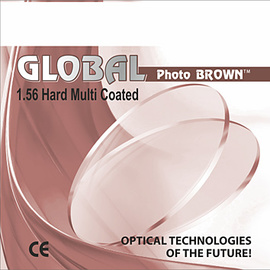 Global Photo brown 1.56